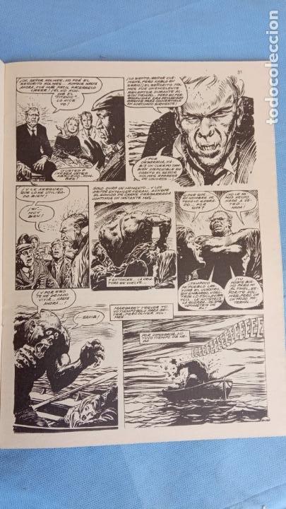 Cómics: MONSTERS UNLEASHED Nº 2 - ESCALOFRIO Nº 6 - COMO NUEVO - JOHN BUSCEMA, JESÚS BLASO, BRUNNER ETC - Foto 9 - 198374032