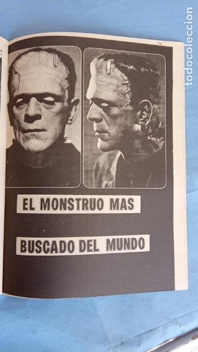 Cómics: MONSTERS UNLEASHED Nº 2 - ESCALOFRIO Nº 6 - COMO NUEVO - JOHN BUSCEMA, JESÚS BLASO, BRUNNER ETC - Foto 11 - 198374032