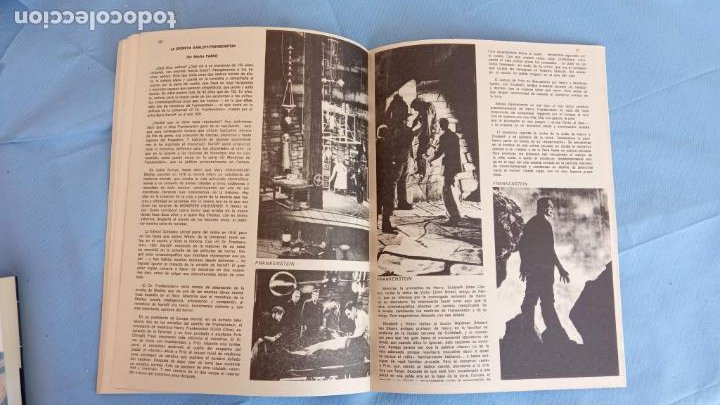 Cómics: MONSTERS UNLEASHED Nº 2 - ESCALOFRIO Nº 6 - COMO NUEVO - JOHN BUSCEMA, JESÚS BLASO, BRUNNER ETC - Foto 12 - 198374032