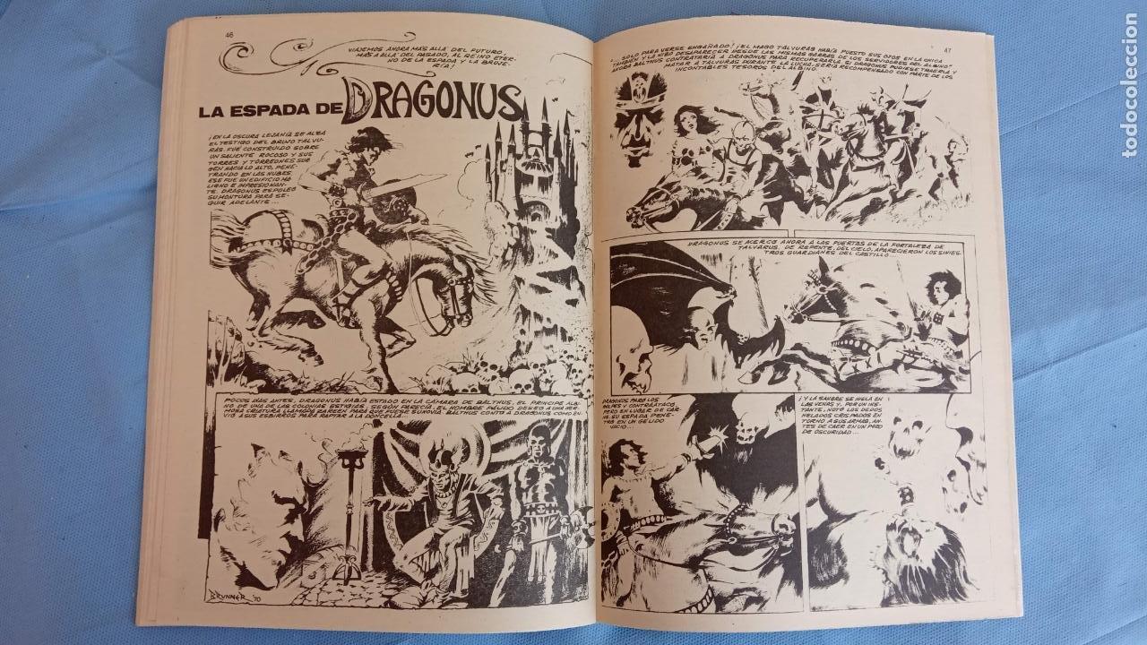 Cómics: MONSTERS UNLEASHED Nº 2 - ESCALOFRIO Nº 6 - COMO NUEVO - JOHN BUSCEMA, JESÚS BLASO, BRUNNER ETC - Foto 13 - 198374032