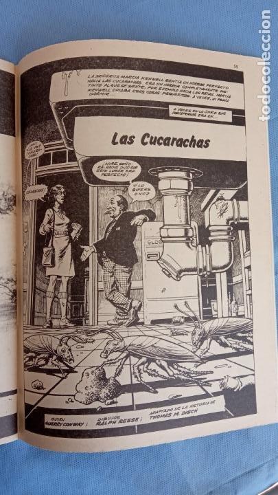 Cómics: MONSTERS UNLEASHED Nº 2 - ESCALOFRIO Nº 6 - COMO NUEVO - JOHN BUSCEMA, JESÚS BLASO, BRUNNER ETC - Foto 14 - 198374032