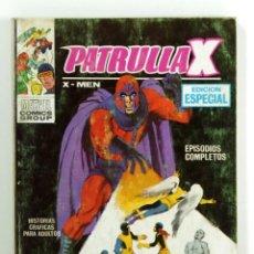 Cómics: VERTICE VOL.1 PATRULLA X - Nº 2 - PERVERSOS MUTANTES - COMIC TACO VERTICE - EDICION ESPECIAL. Lote 198421088