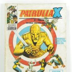 Cómics: VERTICE VOL.1 PATRULLA X - Nº 15 - GUERRA EN EL MUNDO OSCURO - COMIC TACO VERTICE - EDICION ESPECIA. Lote 198421296