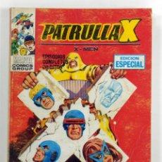 Cómics: VERTICE VOL.1 PATRULLA X - Nº 20 - EL FIN DE LA PATRULLA X - COMIC TACO VERTICE - EDICION ESPECIAL. Lote 198421415