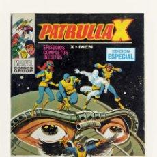 Cómics: VERTICE VOL.1 PATRULLA X - Nº 21 - COMPUTO Y LOS SEMIHOMBRES - COMIC TACO VERTICE - EDICION ESPECIA. Lote 198421548