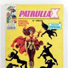 Cómics: VERTICE VOL.1 PATRULLA X - Nº 22 - LA HIJA DEL DIABLO - COMIC TACO VERTICE - EDICION ESPECIAL. Lote 198421737