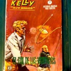 Cómics: VÉRTICE GRAPA KELLY OJO MÁGICO Nº 7-BUEN ESTADO. Lote 198422318