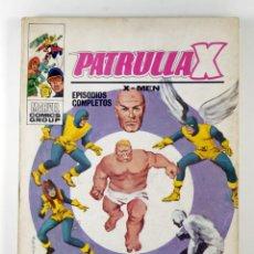 Cómics: VERTICE VOL.1 PATRULLA X - Nº 3 - EL TERRIBLE SUPERHOMBRE - COMIC TACO VERTICE - EDICION ESPECIAL. Lote 198458378