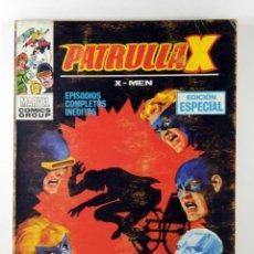 Cómics: VERTICE VOL.1 PATRULLA X - Nº 19 - LA MUERTE DEL PROFESOR X - COMIC TACO VERTICE - EDICION ESPECIAL. Lote 208411326