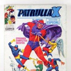 Cómics: VERTICE VOL.1 PATRULLA X - Nº 25 - LUCHA DE MUTANTES - COMIC TACO VERTICE - EDICION ESPECIAL. Lote 198461172