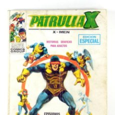 Cómics: VERTICE VOL.1 PATRULLA X - Nº 18 - AZAROSO FINAL - COMIC TACO VERTICE - EDICION ESPECIAL. Lote 198463558