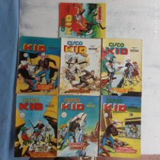 Cómics: CISCO KID EDI. VERTICE 1978 - 8,10,11,12,13,14,15. Lote 198487895