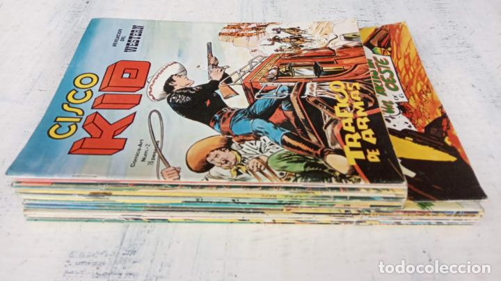 Cómics: CISCO KID VÉRTICE 1979 - 1 A 3, 5 A 16 Y 19 - Foto 2 - 198488026