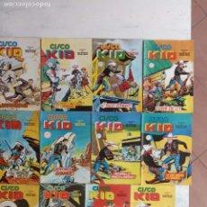 Cómics: CISCO KID VÉRTICE 1979 - 1 A 3, 5 A 16 Y 19. Lote 198488026