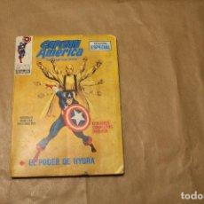 Cómics: CAPITÁN AMERICA Nº 22, 128 PÁGINAS, EDITORIAL VÉRTICE. Lote 198555893