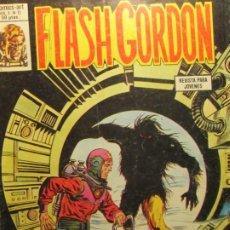 Cómics: FLASH GORDON--EL SATELITE DE LOS SKORPI. Lote 198565567