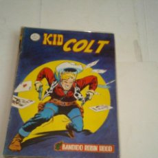 Cómics: KID COLT - VERTICE - COLECCION COMPLETA - MUNDICOMICS - BUEN ESTADO - GORBAUD - CJ 115. Lote 198593081