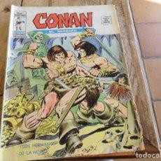 Cómics: CONAN EL BARBARO Nº 11 V 2VERTICE. Lote 198628315