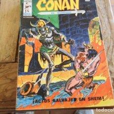 Cómics: CONAN EL BARBARO Nº 28 V 2 VERTICE. Lote 198629032