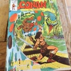 Cómics: CONAN EL BARBARO Nº 33 V 2 VERTICE. Lote 198629300