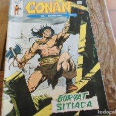 Cómics: CONAN EL BARBARO Nº 38 V 2 VERTICE. Lote 198629875