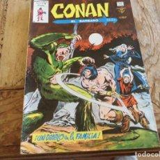 Cómics: CONAN EL BARBARO Nº 40 V 2 VERTICE. Lote 198630050