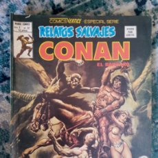 Cómics: RELATOS SALVAJES. CONAN, VOL 1 NÚM 72. Lote 198632610