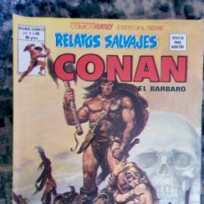 Cómics: RELATOS SALVAJES. CONAN, VOL 1 NÚM 83. Lote 198633110