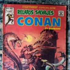 Cómics: RELATOS SALVAJES. CONAN VOL 1 NÚM 67. Lote 198714701