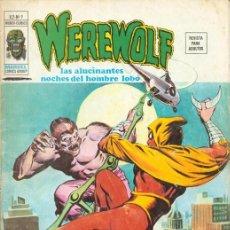 Cómics: WEREWOLF VOL.2 Nº 9 - VÉRTICE. EL HOMBRE LOBO.. Lote 198715051
