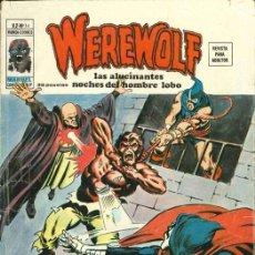Cómics: WEREWOLF VOL.2 Nº 14 - VÉRTICE. EL HOMBRE LOBO.. Lote 210938121
