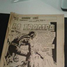 Comics : WEREWOLF VOL.2 Nº 1 - VÉRTICE. EL HOMBRE LOBO.. Lote 198727736