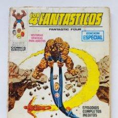 Fumetti: LOS CUATRO FANTASTICOS VERTICE VOL. 1 Nº 23 - LA LLEGADA DE GALACTUS - TACO VERTICE V-1 -128 PAGINAS. Lote 198745422