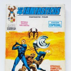 Comics : LOS CUATRO FANTASTICOS VERTICE VOL. 1 Nº 27 - KLAW EL SEÑOR DEL SONIDO - TACO - 128 PAGINAS. Lote 198745967