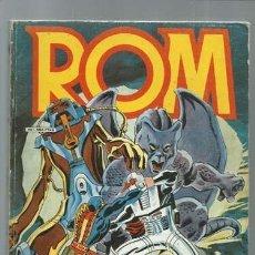 Cómics: RETAPADO ROM, 1 AL 5, 1983, SURCO, BUEN ESTADO.. Lote 245784480