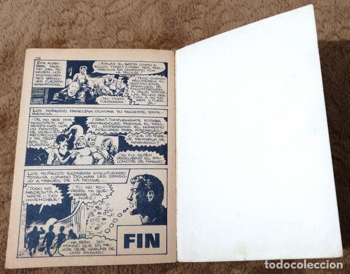 Cómics: ZARPA DE ACERO nº 10 (Vertice 1ª edicion 1966) - Foto 5 - 105252572