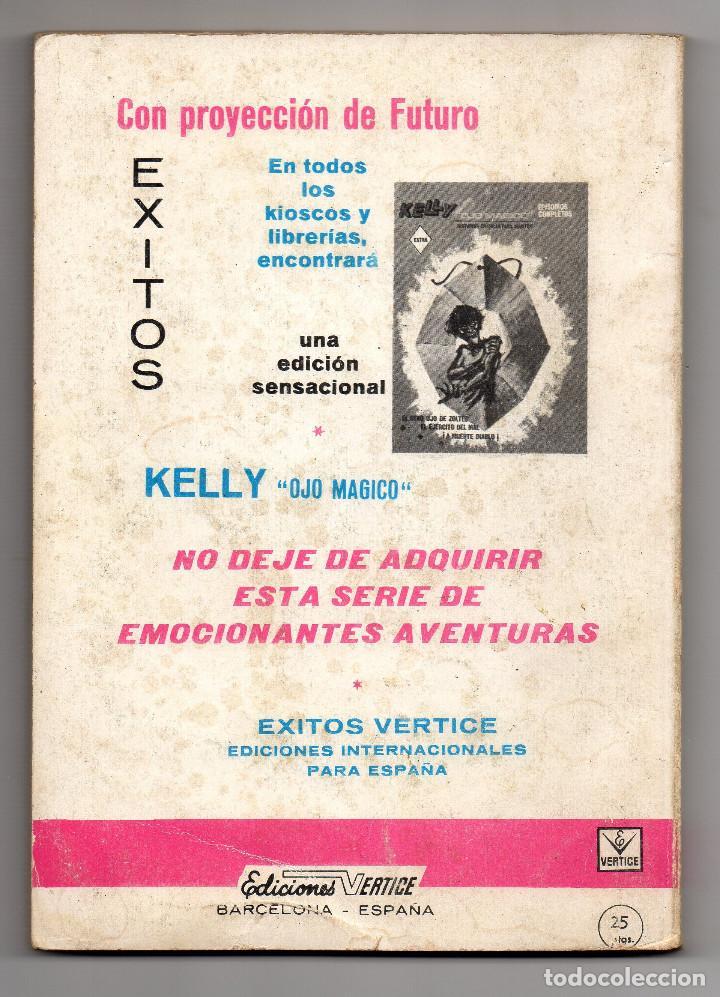 Cómics: ZARPA DE ACERO nº 10 (Vertice 1ª edicion 1966) - Foto 6 - 105252572