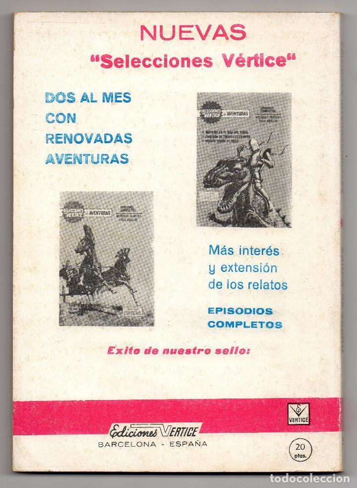 Cómics: ZARPA DE ACERO nº 5 (Vertice 1ª edicion 1966) - Foto 5 - 98962455