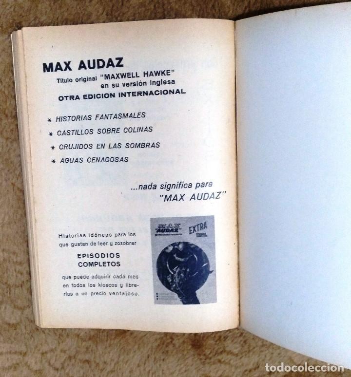 Cómics: ZARPA DE ACERO nº 4 (Vertice 1ª edicion 1966) - Foto 4 - 98962539
