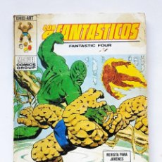 Fumetti: LOS CUATRO FANTASTICOS VERTICE VOL. 1 Nº 62 - EL RETORNO DEL MONSTRUO - TACO VERTICE V-1 . Lote 198779957