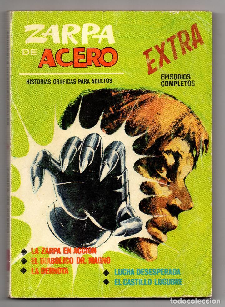 ZARPA DE ACERO Nº 3 (VERTICE 1ª EDICION 1966) 160 PÁGINAS. (Tebeos y Comics - Vértice - Fleetway)