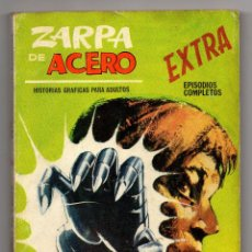 Cómics: ZARPA DE ACERO Nº 3 (VERTICE 1ª EDICION 1.966) 160 PAGINAS.. Lote 98962863