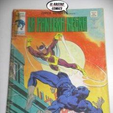 Cómics: SUPER HEROES V2 Nº 81, LA PANTERA NEGRA, ED. VERTICE AÑO 1977, SUPERHEROES VOL 2, DIFICIL. Lote 198808713