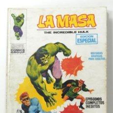 Comics : LA MASA VERTICE VOL. 1 Nº 3 - LOS ANILLOS DEL MANDARIN - TACO - VERTICE V-1 - 94 PAGINAS - COMIC . Lote 198809941