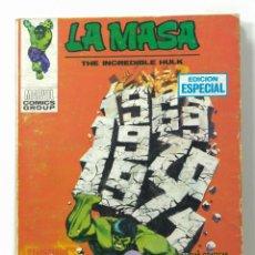 Fumetti: LA MASA VERTICE VOL. 1 Nº 16 - TEMPESTAD EN EL TIEMPO SIDERAL - VERTICE V-1 - 128 PAGINAS - COMIC . Lote 198810553