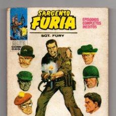 Cómics: SARGENTO FURIA Nº 1 (VERTICE 1972) SIETE CONDENADOS.. Lote 44210460