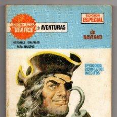 Cómics: SELECCIONES VERTICE EDICIÓN ESPECIAL DE NAVIDAD Nº 18 (VERTICE 1968) 144 PAGINAS.. Lote 46030808