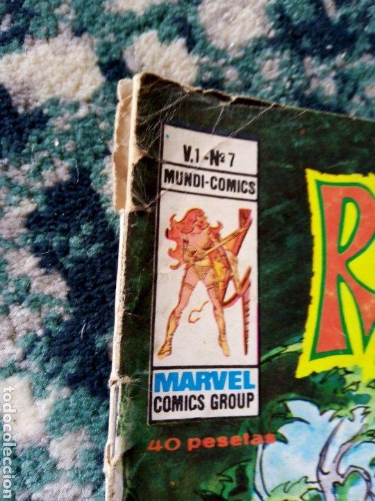 Cómics: Red Sonja vol 1 núm 7. Vértice - Foto 2 - 198910880