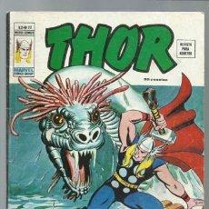 Fumetti: THOR VOLUMEN 2 22, 1976, VERTICE. COLECCIÓN A.T.. Lote 198949175