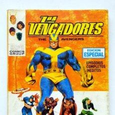 Comics : VERTICE VOL.1 LOS VENGADORES Nº 12 - UN GOLIAT ENTRE NOSOTROS - COMIC TACO VERTICE - 128 PAGINAS. Lote 199037431